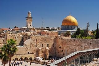 Израиль - Стена Плача