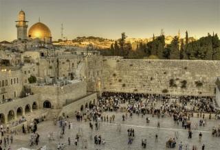 Иудеи у Стены Плача