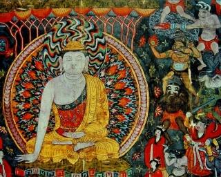 Искушение Будды