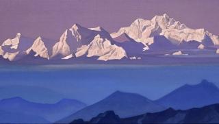 Рерих - Гималаи