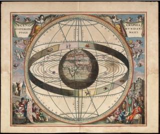 Зодиакальный глобус