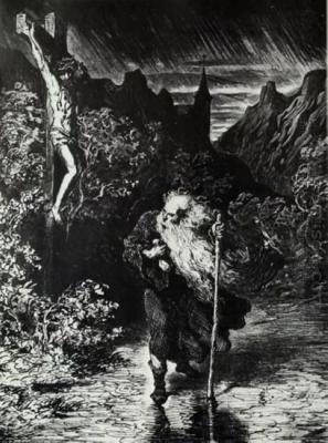 Вечный Жид или АгасфÉр