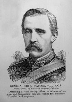 Генерал Джон Ватсон