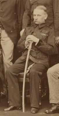 Джордж Томкинс Чезни (полковник Чезни)