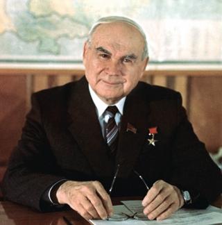 Байбаков,НиколайКонстантинович