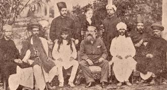Съезд Теософского Общества в Бомбее, 1881 г.
