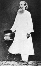 фото Генри Стил Олькотт, 1883 г.