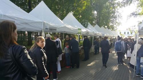 """Архангельский фестиваль книги """"Белый Июнь"""" 2020"""