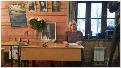 Выступление Татьяны Бобылёвой (МТО)