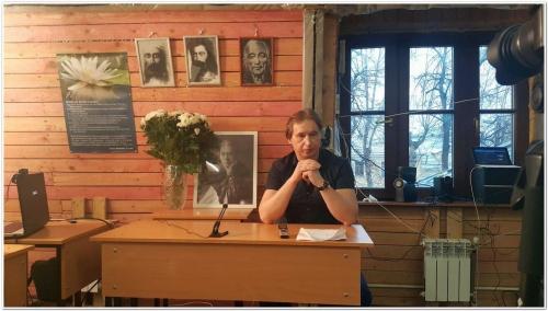 Выступление Льва Орлова (РНТО)