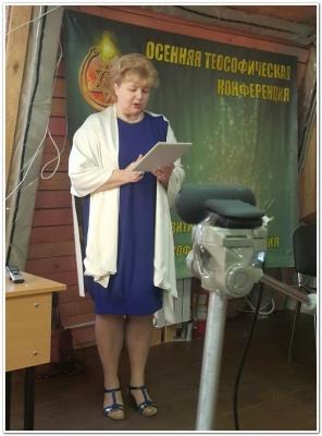 Выступление Светланы Семёновой (МТО)