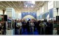 Встреча гостей и участников у стенда почётного гостя (Узбекистан)