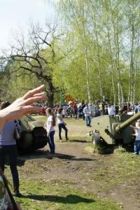 Мемориал в Подмосковье