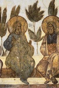 Авраам, Исаак и Иаков - символ выражения Витального Планетарного центра. Лоно Авраамово