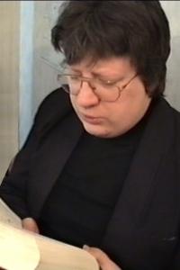 Александр Иванович Рекуненко. 1995 - читает Библию