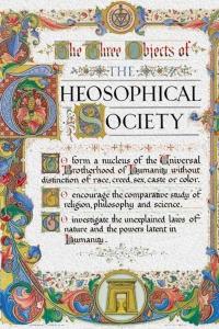 Три главные цели Теософского Общества