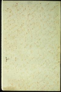 Письмо №24 Махатма Мория - Синнетту октябрь 1881 г. (стр. 1)
