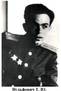 Вульфович, Теодор Юрьевич