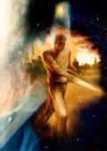 'Архистратиг Михаил. Воин' - фрагмент картины А. Рекуненко 'Древо Жизни. Неопалимая Купина'