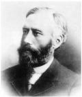 фото Уильям Куан Джадж 1891 г.