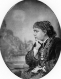 Helena Petrovna Blavatsky, photo 1874