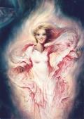 'Матерь Сердца' - фрагмент картины А.Рекуненко 'Древо Жизни. Неопалимая Купина'