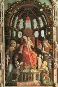 Мадонна Победы, Андреа Монтенья, 1496 г.