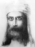 Махатма Мория,  портрет Г. Шмихена