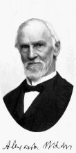 фото Александр Уайлдер, американский теософ раннего Теософского Общества