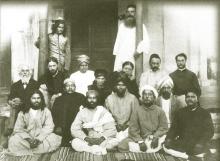 Съезд Теософского Общества в Адьяре,1884 г.