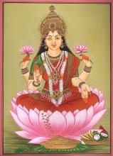 Goddes Lakshmi