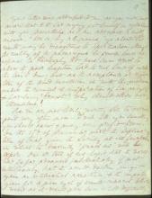 Письма Махатм к А.П. Синнетту. Письмо 45 (ML-44). Страница 1.