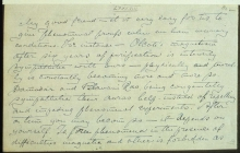 Письма Махатм к А.П. Синнетту. Письмо 50 (ML-88). Страница 1.