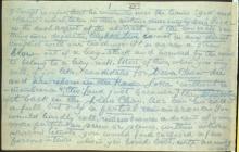 Letter №70c, p. 1