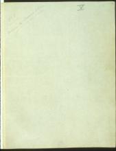 Letter №10 Cover sheet
