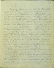 Letter №13 p. 1