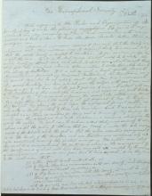 Письмо №14-А стр. 1