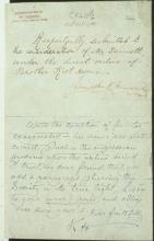 Letter №14-B p. 1