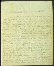 Letter №2 p. 1