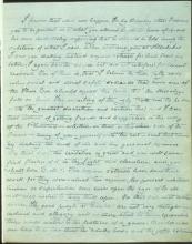 Letter №21 p. 1