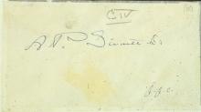 Letter №23 Envelope
