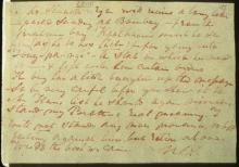 Letter №25 p. 1