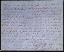 Letter №28 p. 1