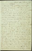 Letter №30 p. 1