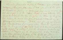 Letter №32 p. 1