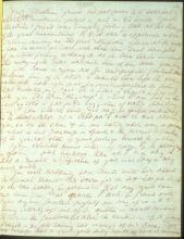 Letter №33 p. 1