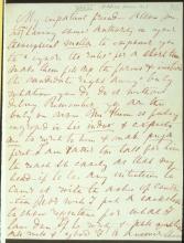 Letter №36 p. 1