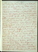 Письмо №43 стр. 1