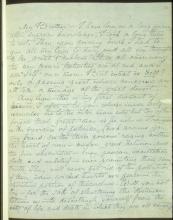 Letter №47 p. 1