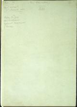 Letter №48 Cover sheet